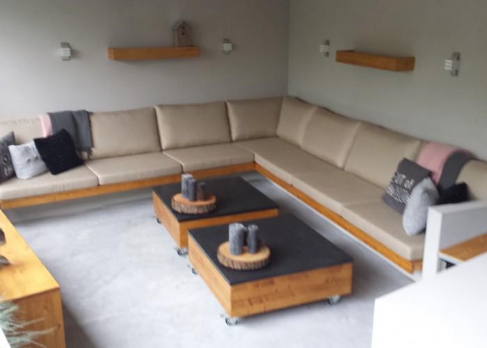Loungebanken voor buiten