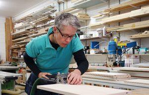 Geweldige meubelmakerij in Utrecht