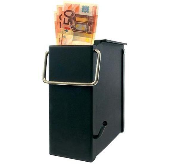Berg je geld op tijd op in een afstortkluis