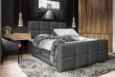 Nieuw bed nodig? Ga voor een elektrische boxspring