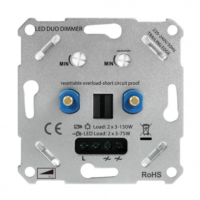 LED dimmer voor niet-dimbare lampen
